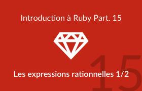 Les expressions rationnelles - Partie 1