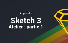 Sketch - Extrait de l'atelier de création de maquette